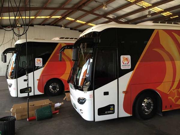 AFC Asian Cup Fleet Transport