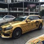 Mercedes-Benz Fashion Festival